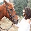 Конные прогулки и фотосессии на лошадях  г.Лобня