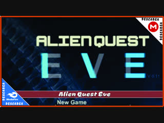Alien Quest Eve / Ingles 「ACT」 ► PC ◄ MG / MF
