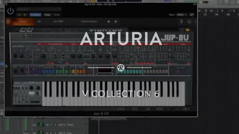 50 year s of hits with the arturia V collection 6 ★ reverb demo video