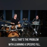 """Online Drum Lessons on Instagram: """"Wise words from Russ Miller. Catch his full session on our YouTube channel. @rmisticks"""""""