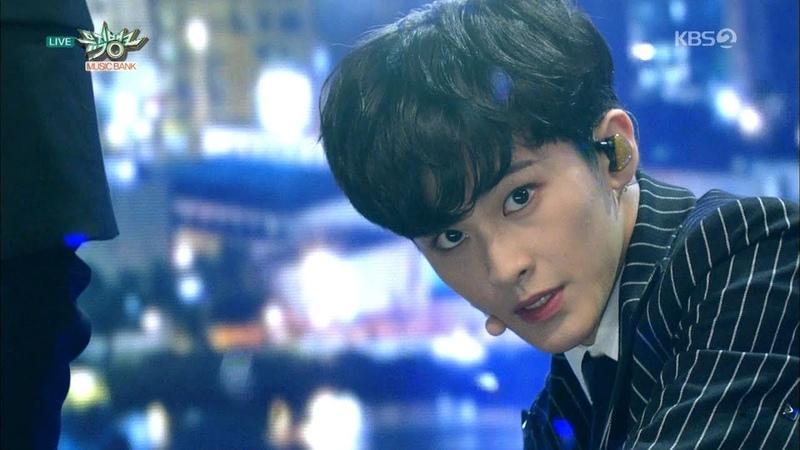 NCT 127 엔시티 127 'Regular (Korean Ver.)' KBS MUSIC BANK 2018.10.19