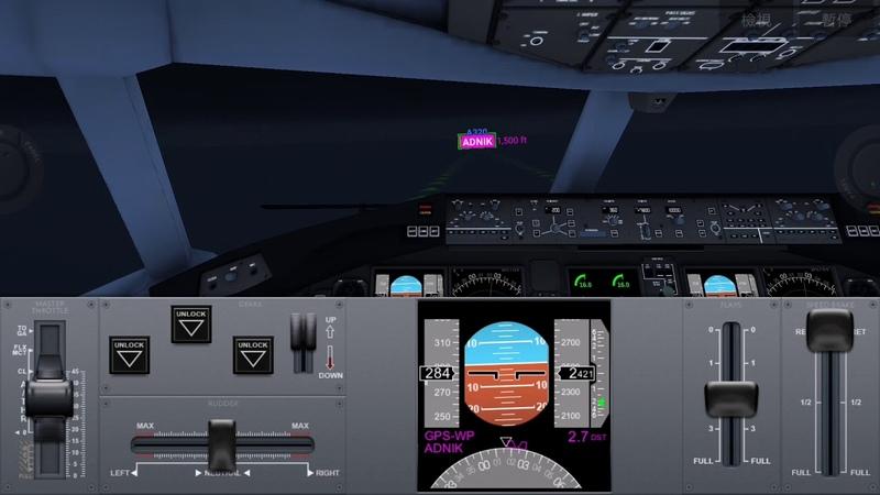 BOEING 777 - Лицензия H (туман)
