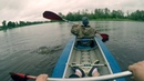 река Плюсса Поход на байдарке