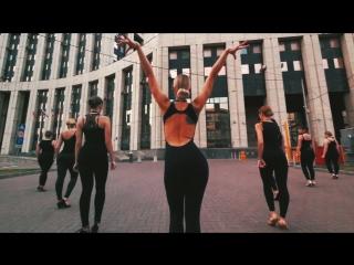 Salsa lady style / спецкурс / Кристина Больбат / Школа танцев RitmoDance Москва