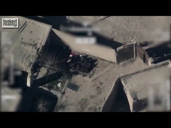 Taliban militants blown into pieces in an airstrike 2019 info below