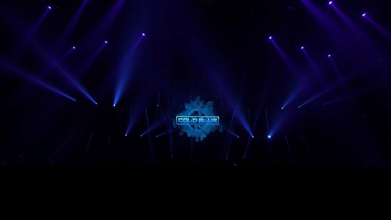 Cold Blue Live HD video set from Subculture Australia 2018