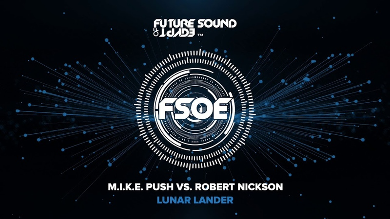 M.I.K.E. Push vs Robert Nickson - Lunar Lander
