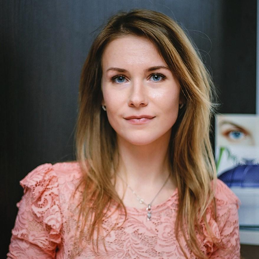Тренер Алена Руденко