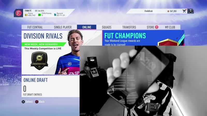 [Finikland] МОИ ПЕРВЫЕ НАГРАДЫ ЗА FUT CHAMPIONS: ПАКИ ПО 100К РОЗЫГРЫШ FIFA 19