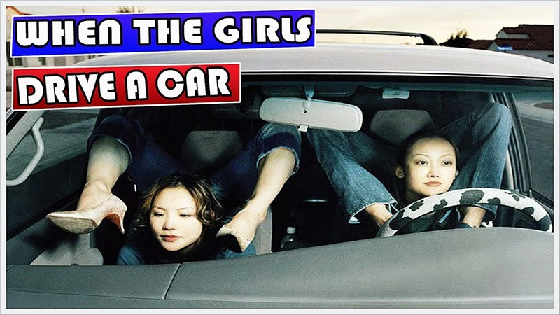 WORST FEMALES DRIVERS OF ALL TIMES ► FAIL CAR CRASH GIRLS Bibilintix