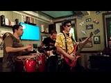Cat Sith Band surfing Dagda Irish Pub Halloween Party)
