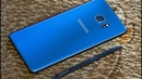 Samsung Galaxy Note 7 лучший в мире смартфон, которого никогда не было! Опыт, мнение, ЧЕСТНЫЙ отзыв!