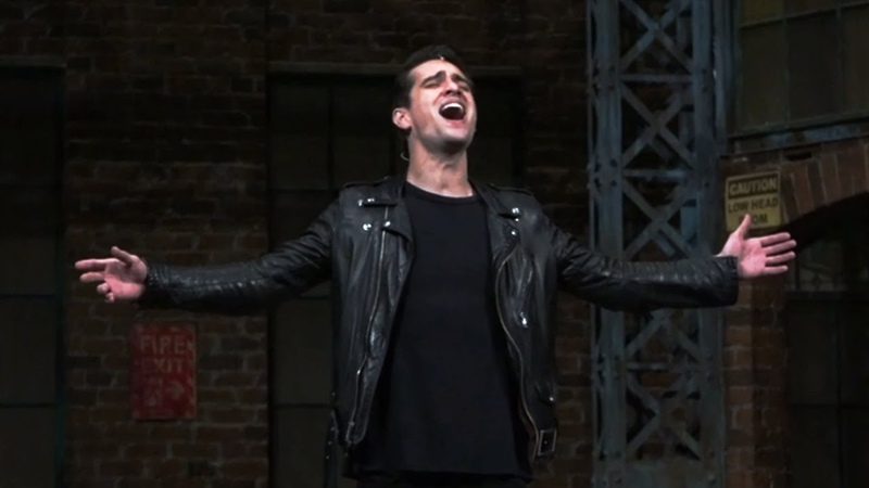 Brendon singing Soul of a Man from Kinky Boots (FULL)