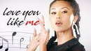 Che'Nelle ft. Konshens - Love You Like Me (Walshy Fire x Natty Rico Remix) Lyric Video