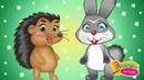 Їжак і Заєць – Найкращі Дитячі Пісні – З Любов'ю до Дітей КазкиЗДД