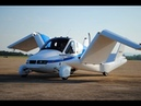 Test flight of worlds first flying car