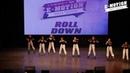 ROLL DOWN - Adults Beginners - E-Motion Dance Festival 2019