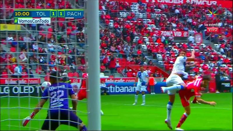 Resumen | Toluca 2 - 1 Pachuca | LIGA Bancomer MX - Apertura 2018 - Jornada 12