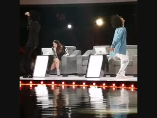 A minute with Les Twins at the Révolution final 18/11/18 The final...will...blow...your...mind!🔥🔥🔥