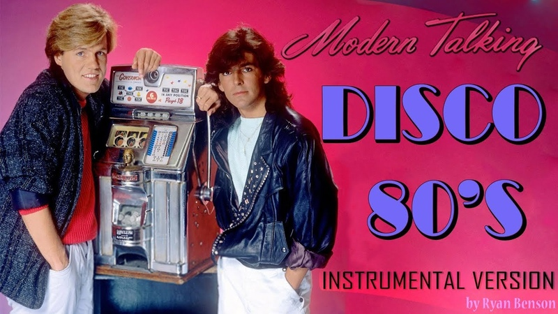 Modern Talking Disco From The 80's