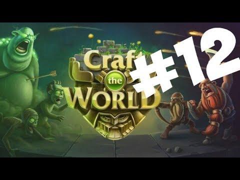 ПЕРВОЕ ПРИШЕСТВИЕ МОНСТРОВ В НОВОМ БИОМЕ   Craft the world 12