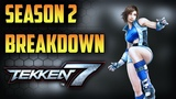 T7 SEASON 2 ASUKA BREAKDOWN, BUFF OVERLOAD
