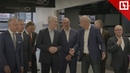Собянин открыл дилерский центр Mercedes-Benz Авилон Легенда в Москве