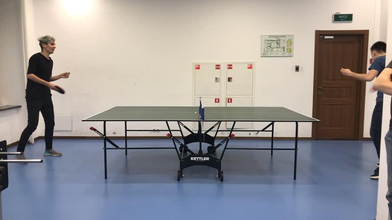 Паша — Октай (18 Zinger Tennis Champ)