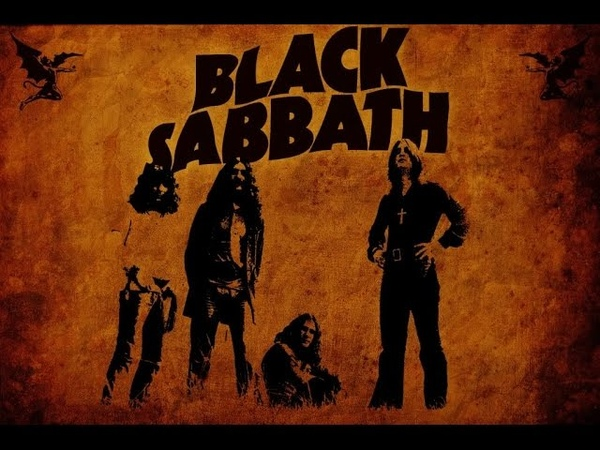 Black Sabbath.Вся история металла.