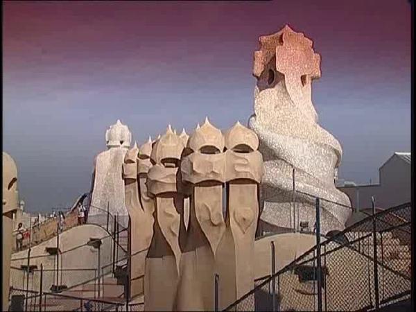 Гений места с Петром Вайлем. Серия 11. Антонио Гауди - Барселона