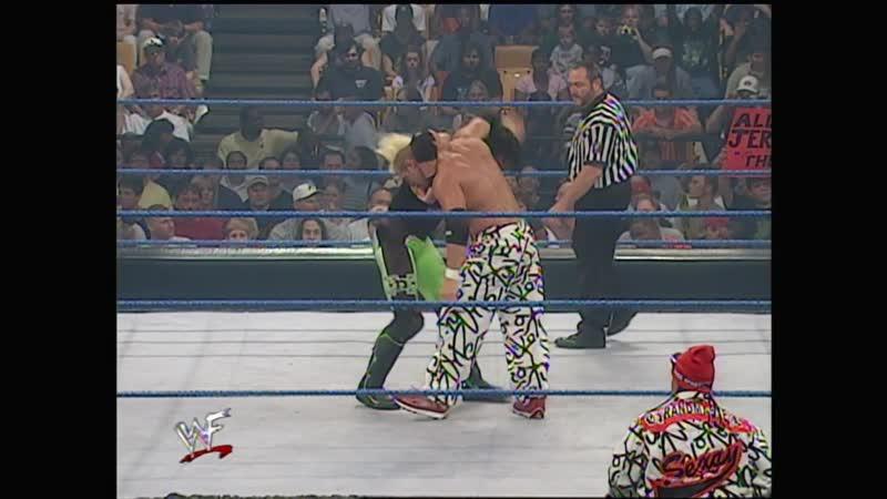 WWF SmackDown 03.08.2000 X Pac vs Scotty 2 Hotty