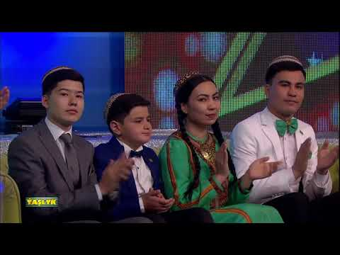 Hakberdi Hudayberdiyew Shahzod Gulmuradow-Diwana men (Oficcial hd video) 2019