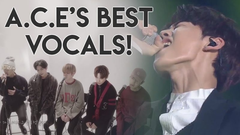 A.C.E are vocal aces!