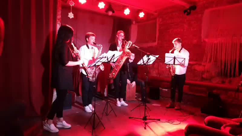 Джазовый Концерт в Доме Поэтов