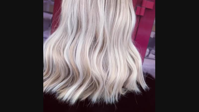 Красота же Преображение и сразу на работу ну вот как так 🤪🌺 lobanova hairstylist мелированиеоренбург тонир