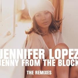 Jennifer Lopez альбом Jenny From The Block - the Remixes