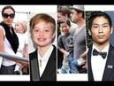 Как выросли дети Анджелины Джоли и Брэда Питта