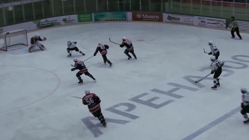 сейв Матвея Брызгалова в матче между Кристаллом и Сибирью