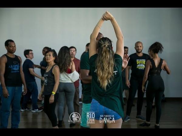 Gilson Natasha - Demo aula intermediário (VII Rio Zouk Congress)