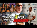 JAY'S ANAHEIM FIT EXPO HIGHLIGHTS 2019