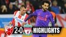 Crvena Zvezda vs Liverpool 2 0 Highlights Goals English Comendadory 06 11 2018 HD