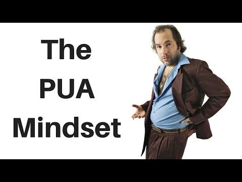 💊 The PUA Mindset