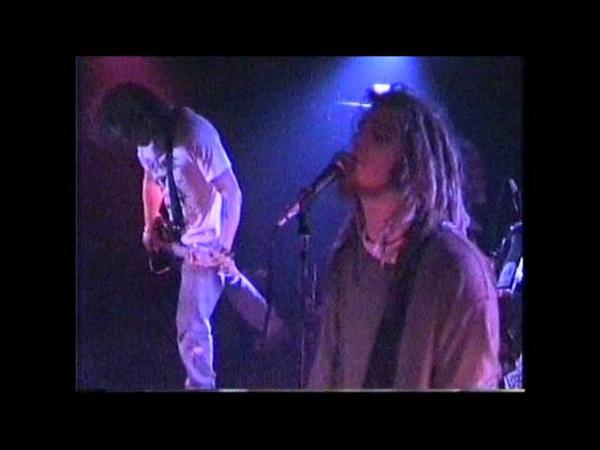 BUZZOV*EN Splinter In My Eye Raleigh (USA, NC), 10 aout 1993
