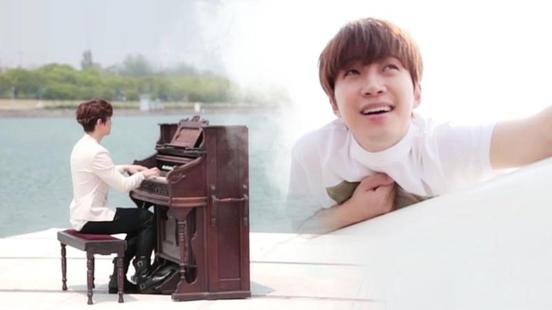 JUNHO (From 2PM) 「キミの声」 MV Off Shot Movie