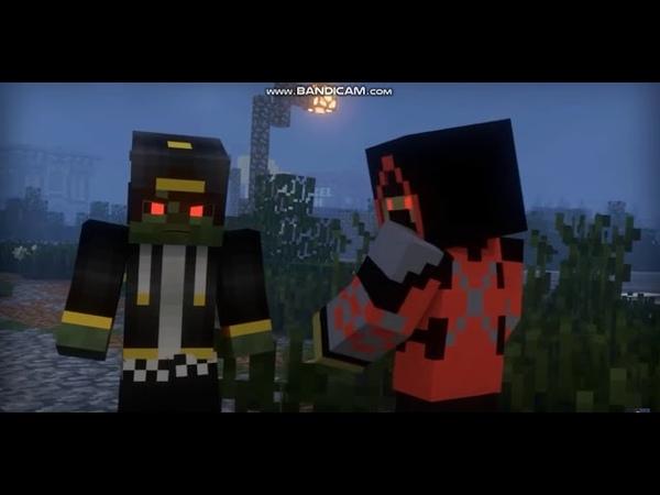 Çağatay Akman - Bizim Hikaye Minecraft Animasyon