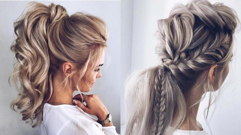 TOP Beautiful Hairstyle Design Tutorial 2018 💖 Best Hair Stylish Compilation