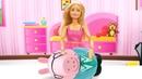 Барби и Свинка Пеппа — Куклы и игрушки из мультфильмов — Кукла Барби и свинки в салоне красоты