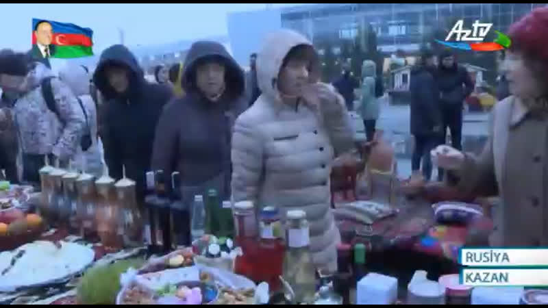Азербайджанское Телевидение о Наурузе