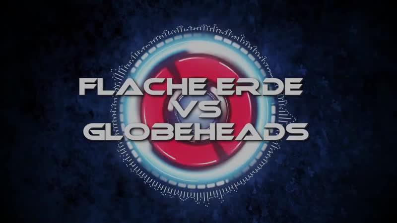 Flache Erde vs. Globeheads - Flache Erde - Karma, Sex fliegende Wolken