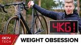 The 4.28KG Ultralight Road Bike   Building An Illegal Hyper-Bike